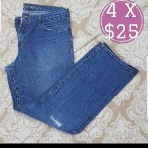 Old Navy famous regular jeans